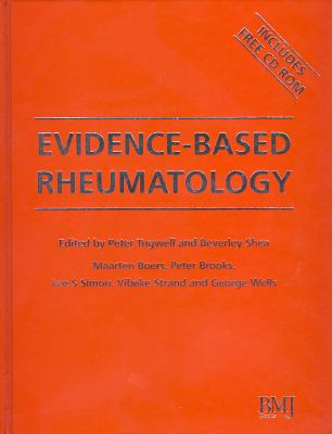 Evidence-Based Rheumatology [With CDROM] 9780727914460