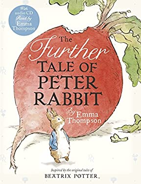 FURTHER TALE OF PETER RABBIT CD 9780723269090