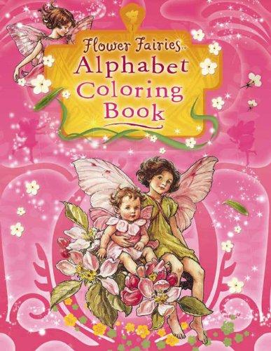 Flower Fairies Alphabet Coloring Book 9780723264965