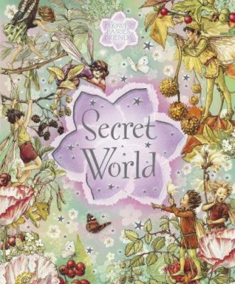Flower Fairies Secret World R/I 9780723256854