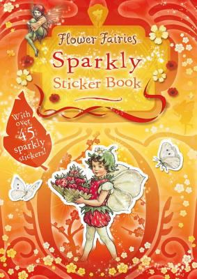 Flower Fairies Sparkly Sticker Book 9780723253778