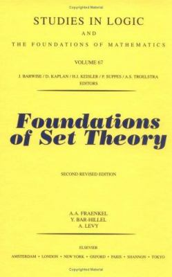 Foundations of Set Theory 9780720422702