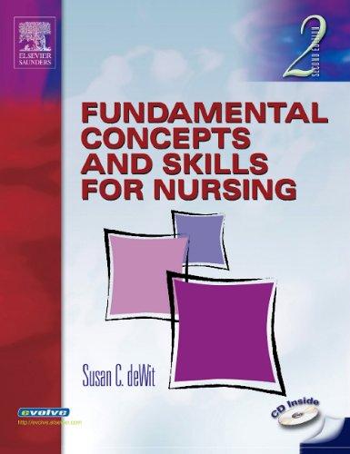 Fundamental Concepts and Skills for Nursing 9780721603117