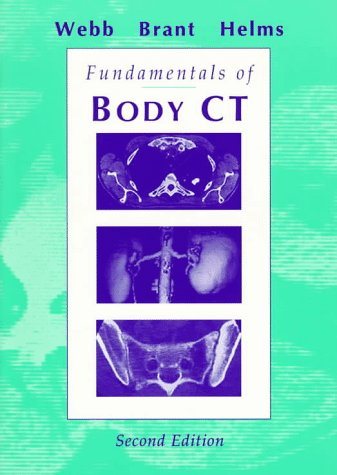 Fundamentals of Body CT 9780721668628