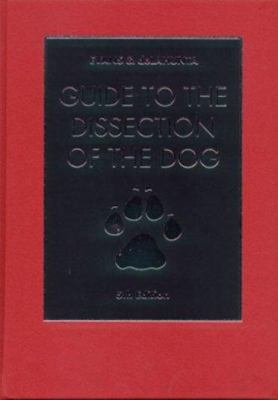 Guide to the Dissection of the Dog 9780721680798