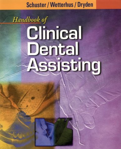 Handbook of Clinical Dental Assisting 9780721645360