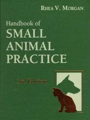 Handbook of Small Animal Practice 9780721633299
