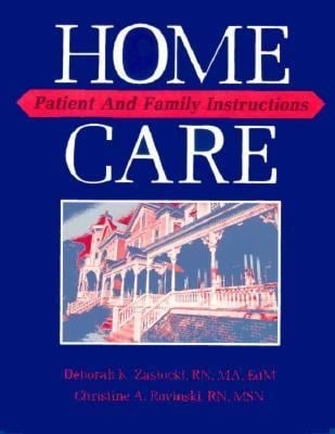 Home Care: Patient and Family Instructions 9780721625041