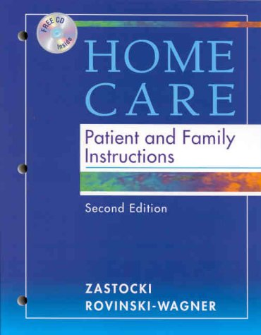 Home Care: Patient and Family Instructions 9780721684420
