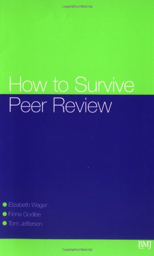How to Survive Peer Review 9780727916860