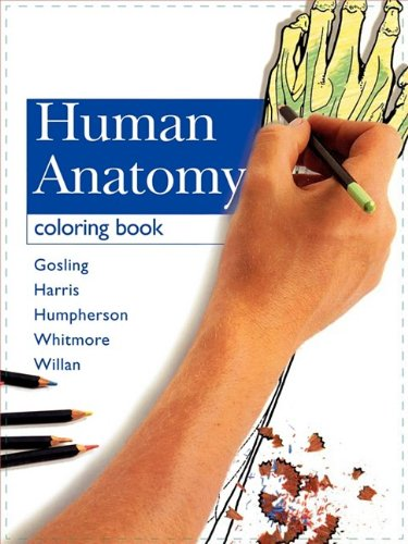 Human Anatomy Coloring Book 9780723429197