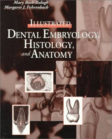 Illustrated Dental Embryology, Histology, and Anatomy 9780721666877