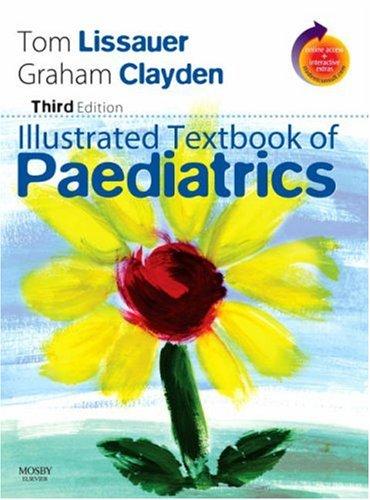 illustrated textbook of paediatrics tom lissauer pdf download