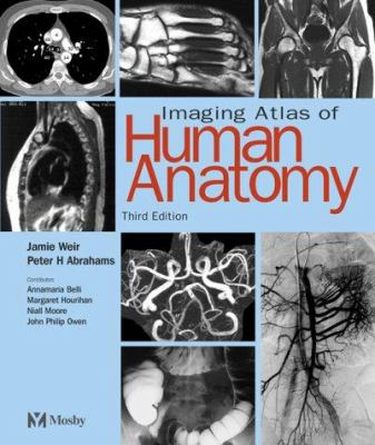 Imaging Atlas of Human Anatomy 9780723432111