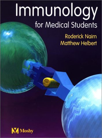 Immunology for Medical Students 9780723431909