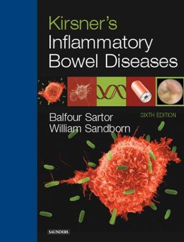 Kirsner's Inflammatory Bowel Diseases 9780721600017