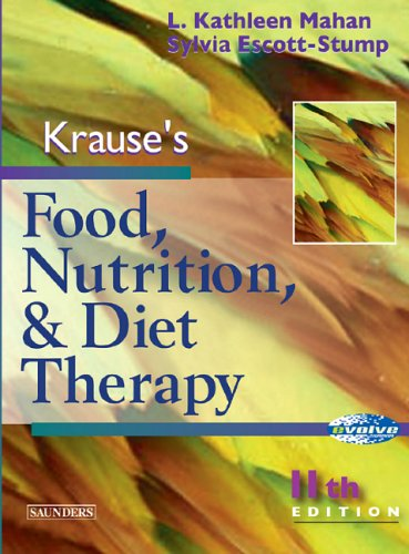 Krause's Food, Nutrition and Diet Therapy 9780721697840