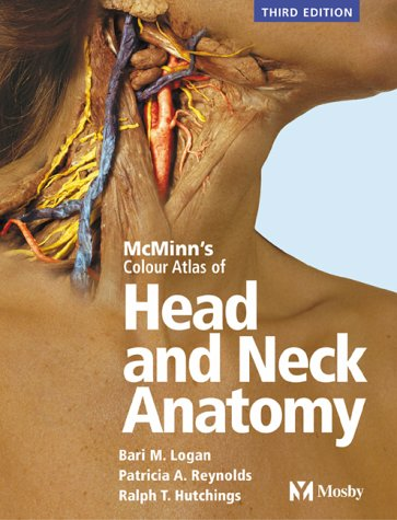 McMinn's Color Atlas of Head and Neck Read and Download