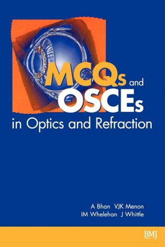 McQs and Osces in Optics and Refraction 9780727912725