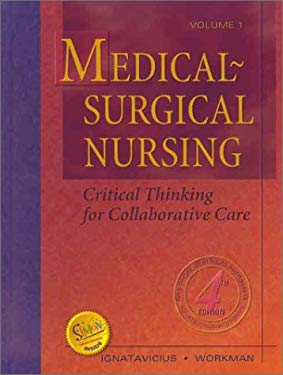 Medical-Surgical Nursing: Critical Thinking for Collaborative Care - 2-Volume Set 9780721687636