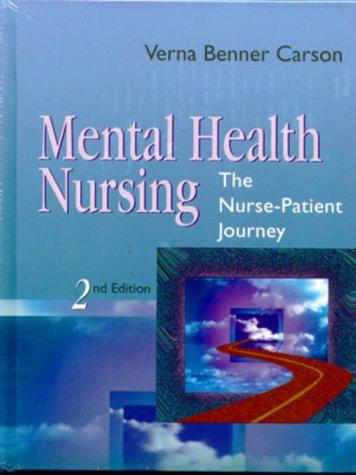 Mental Health Nursing : The Nurse-Patient Journey - 2nd Edition