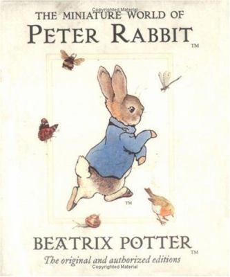 Miniature World of Peter Rabbit: 12-Copy Drawer: 6 9780723247944