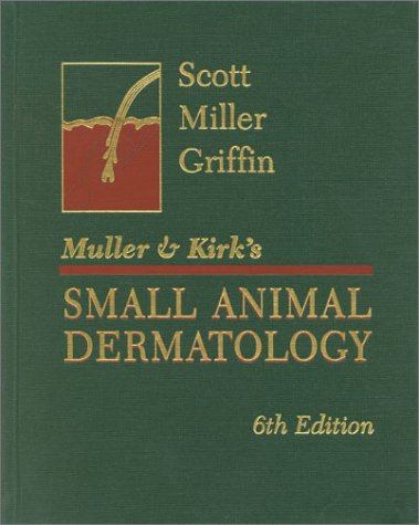 Muller and Kirk's Small Animal Dermatology 9780721676180