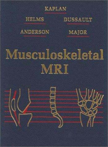 Musculoskeletal MRI 9780721690278