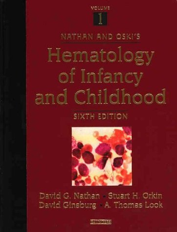 Nathan and Oski's Hematology of Infancy and Childhood 9780721693170