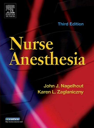 Nurse Anesthesia 9780721603636