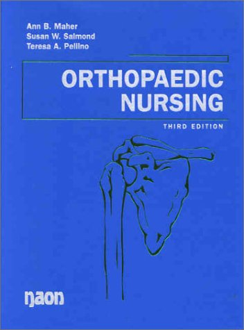 Orthopaedic Nursing 9780721693026