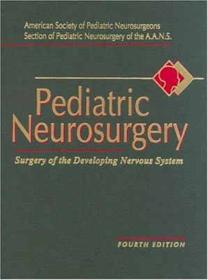 Pediatric Neurosurgery: Expert Consult - Online and Print 9780721682099
