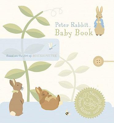 Peter Rabbit Baby Book 9780723262848