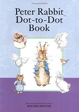 Peter Rabbit Dot-To-Dot Book 9780723257806