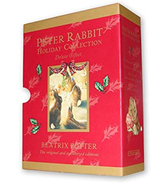 Peter Rabbit Holiday Collection Deluxe Giftset 9780723263074