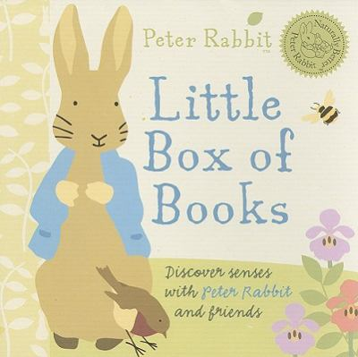 Peter Rabbit Little Box of Books 9780723263876