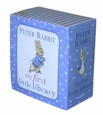 Peter Rabbit: My First Little Library.