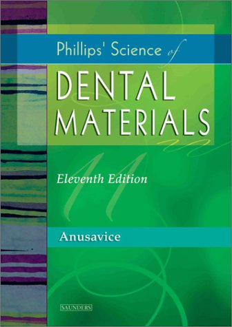 Phillips' Science of Dental Materials 9780721693873
