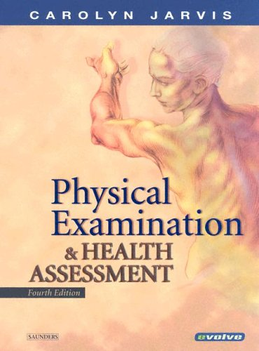 Physical Examination and Health Assessment [With CDROM] 9780721697734