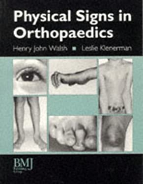 Physical Signs in Orthopaedics 9780727908452