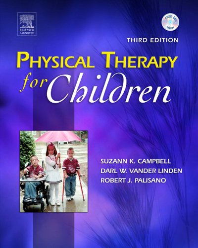 Physical Therapy for Children [With DVD] 9780721603780
