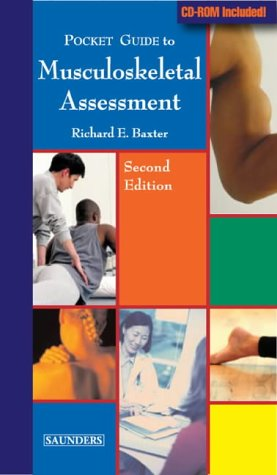 Pocket Guide to Musculoskeletal Assessment [With CDROM] 9780721697796