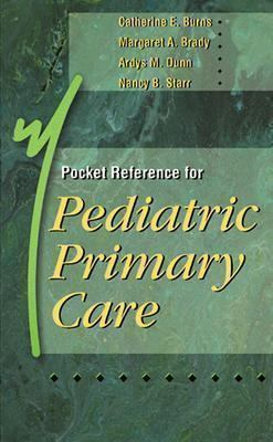 Pocket Reference for Pediatric Primary Care 9780721684666