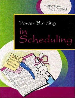 Power Building in Scheduling 9780721669328