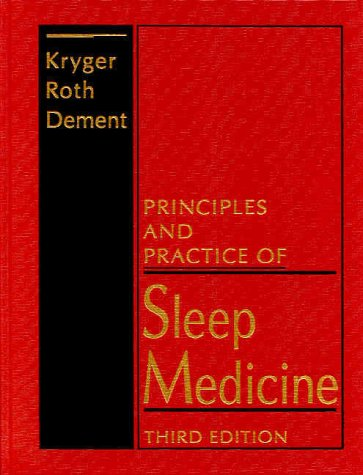 Principles and Practice of Sleep Medicine 9780721676708