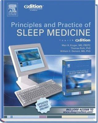 Principles and Practice of Sleep Medicine 9780721607979
