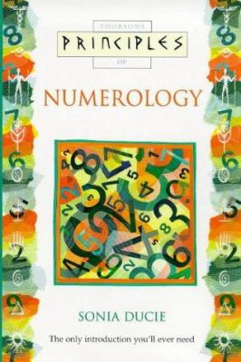 Principles of Numerology 9780722535806