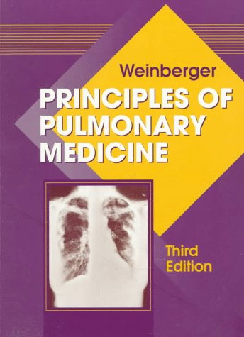 Principles of Pulmonary Medicine 9780721686684