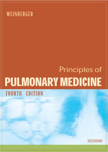 Principles of Pulmonary Medicine 9780721695488