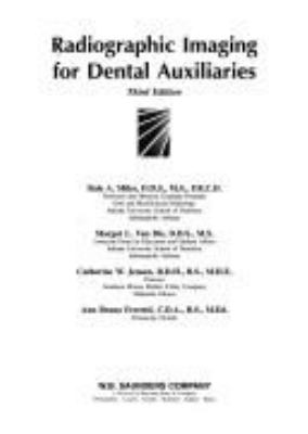 Radiographic Imaging for Dental Auxiliaries 9780721680163